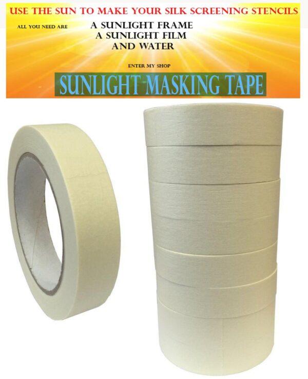 Sunlight Masking Tape