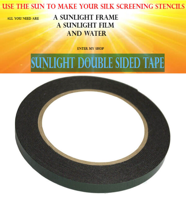 Sunlight Double Sided Tape