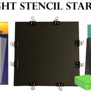 Sunlight Stencil starter kit.