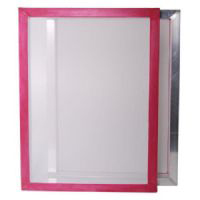 Aluminum Silk Screen 31x22