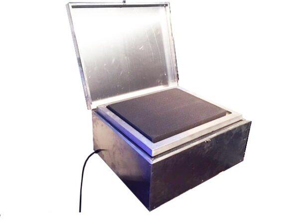 Silk screen Washout booth