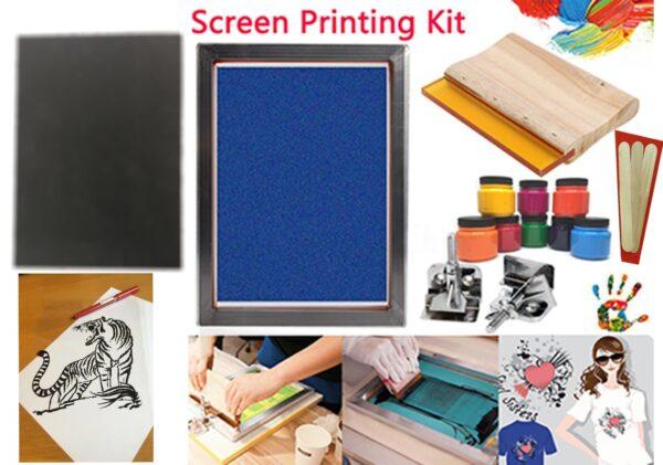 Sunlight Silkscreen Kit
