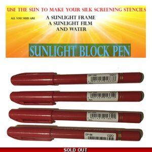 Sunlight Art Pen Set