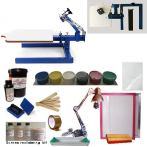 Screen Printing Kit 1 Colour A3